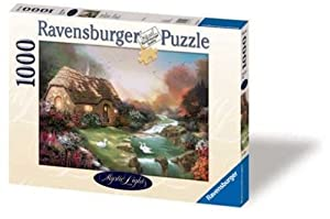 Ravensburger Cottage Idílico, 1000 Compartir