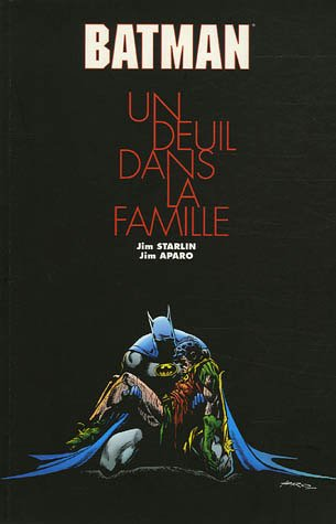 Batman Deuil - Batman : Un deuil dans la
