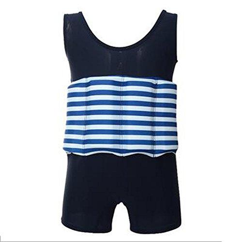 Babykleidung Jungen Neue Sommer Strand Kind Junge Mädchen Auftrieb Badeanzug Einteiliges Sicher Treiben Bademode Seien Sie Im Design Neu