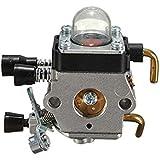 Carb carburateur pour STIHL FS38 FS45 FS46 FS46C FS55 FS55R KM55R C1Q-S153 C1Q-S71 tondeuse