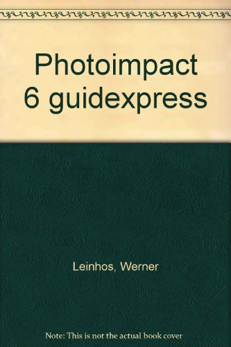 PHOTOIMPACT 6 (Livre)