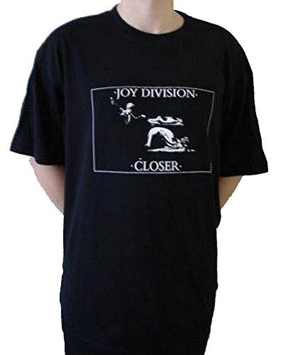 T-shirt joy division-Closer Black XL