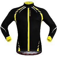 West Bike-Maglia da ciclismo, da uomo e da donna, Giacca da equitazione Windbreadker per ciclismo a maniche lunghe, antivento Tag S(H:5'3