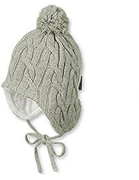 Sterntaler Baby - Mädchen Mütze Strickmütze