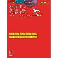 Sight Reading & Rhythm Every Day - Book B