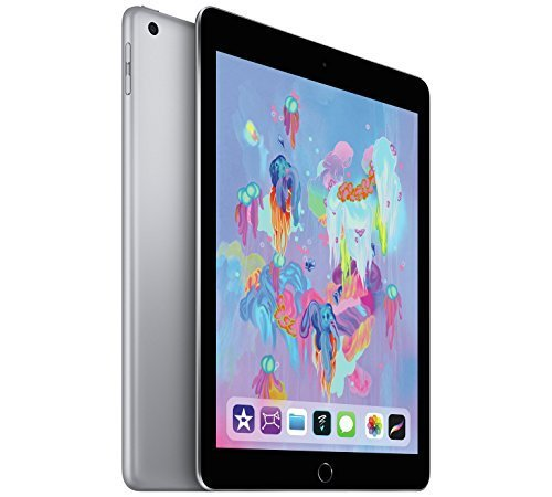 Apple iPad 32GB 3G 4G Grey tablet – Tablets (24.6 cm (9.7″), 2048 x 1536 pixels, 32 GB, 3G, iOS 11, Grey)