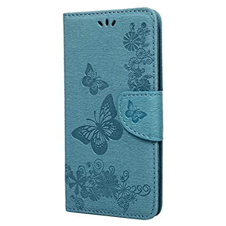 Huawei Mate 20 Lite Hülle, PU Leather Flip Wallet Case Cover Klappbares Magnetverschluß Holder Handyhülle Brieftasche…
