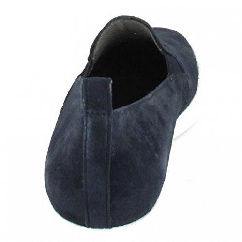 Paul Green, Bleu Blau Blau Femme Mocassins