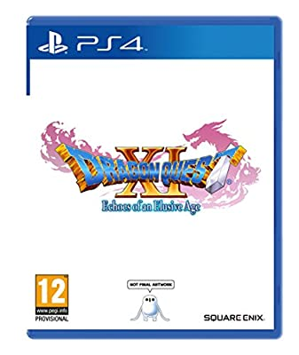 Dragon Quest XI: Echoes Of An Elusive Age (PS4) by Square Enix