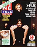 CINE TELE REVUE [No 2] du 09/01/1997 - CHIRURGIE ESTHETIQUE ET STARS - LES LEVRES - PAMELA ANDERSON - X-FILES - AUX FRONTIERES DU REEL - GILLIAN ANDERSON ET DAVID DUCHOVNY - VAN DAMME - J'ARRETE MES BETISES - CELINE DION - LES VACANCES DE STALLONE - SA PETITE SOPHIA - CLAUDE PIEPLU