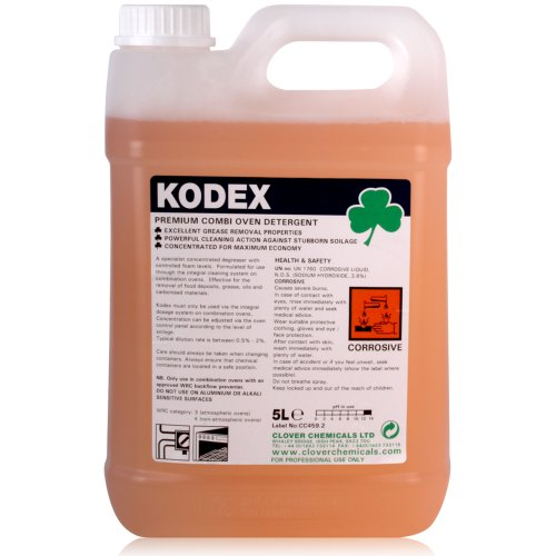 Price comparison product image Kodex Combi Oven Detergent (5L).