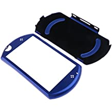 Anbau Protective Aluminum Carry Hard Case Cover For Sony PSP GO Game Console Blue