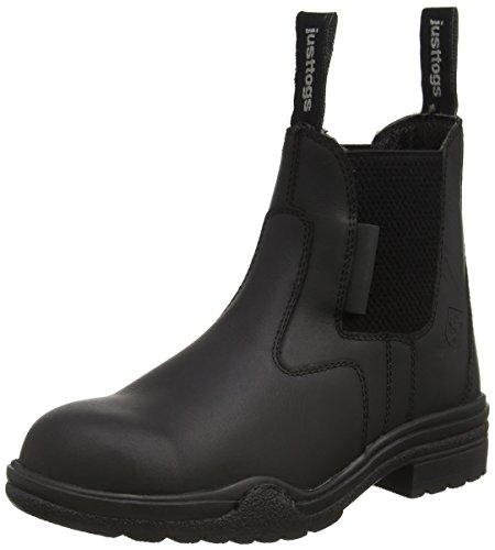 Just Togs Hampton Chaussures de sécurité en cuir en cuir