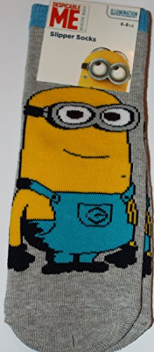 Calcetines Minion – gris