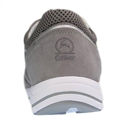 Gabor donna Grau Sneaker 375 89 66 TrUxTgf