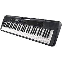 Das Keyboard CT-S300, Pitchbend Rad, 77 Preset-Rhythmen, Kopfhörer/Line Stereo Mini Anschluss
