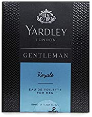 Yardley Gentleman Royale EDT Perfume for Men, 50 ml