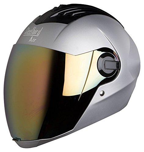 9077b9fe 89% OFF on Yooshopper - Steelbird SBA-2 Dashing Stylish Men Helmet For  Bikers - Free Transparent Visor For Night Vision on Amazon | PaisaWapas.com