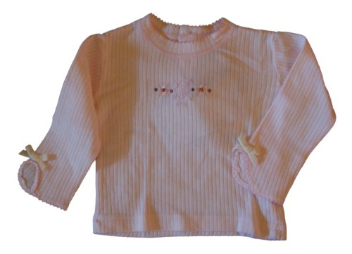 trussardi-girls-cotton-top-long-sleeves-colour-pink-age-9-months