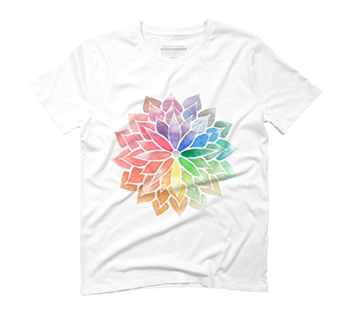 My Meditation Men's Graphic T-Shirt - Design By Humans White