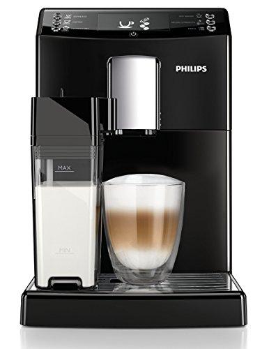 Philips EP3550/00 Kaffeevollautomat (1,8 Liter, Milchkaraffe, AquaClean) schwarz