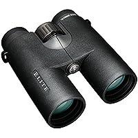 Bushnell 10x42 Elite ED - Prismático, magnesio tratamiento lente Rainguard y XTR, negro