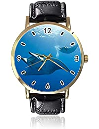 Sting Ray Manta - Reloj de Pulsera para Mujer 1d53eb62e341