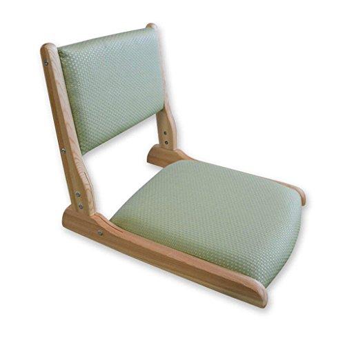 YLLYZ Niedriger Tisch und Stuhlstuhl Klappstuhl im japanischen Stil Stuhl ohne Beine Stuhl aus gebogenem Holz Fensterbanksitz Bodenstuhl Tragbarer Couchtisch - Stuhl Aus Holz