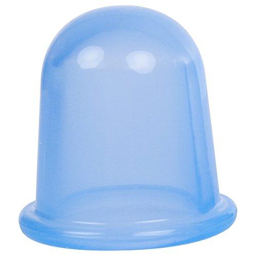 Schröpfglas aus Silikon Massage Saugglocke Cupping Cups Schröpfkopf Beauty Massage Schröpfen Faszien ø 5x5 cm