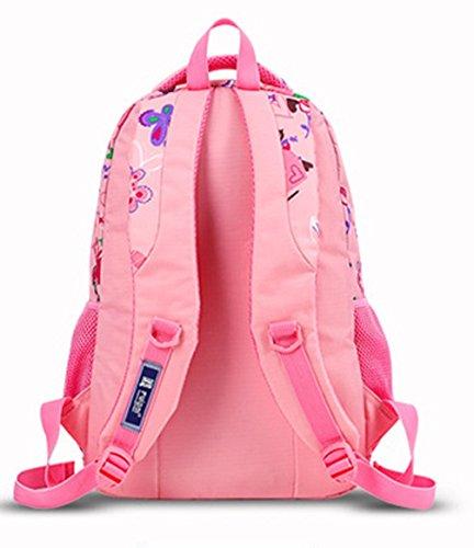 Keshi neuer Stil Schulrucksäcke/Rucksack Damen/Mädchen Vintage Schule Rucksäcke mit Moderner Streifen für Teens Jungen Studenten Schwarz