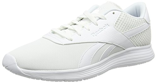 ReebokRoyal Ec Ride - Scarpe da Ginnastica Basse Uomo Bianco (White/White)