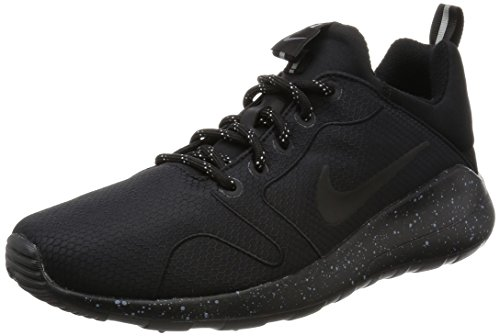 Nike Kaishi 2.0 Se Scarpe da ginnastica, Uomo, Nero (Black/Black/Cool Grey), 44.5