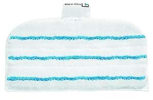 BLACK+DECKER FSMP20-XJ Set di Panni in Microfibra Rettangolari per Lavapavimenti Steam-Mop, 2 Pezzi