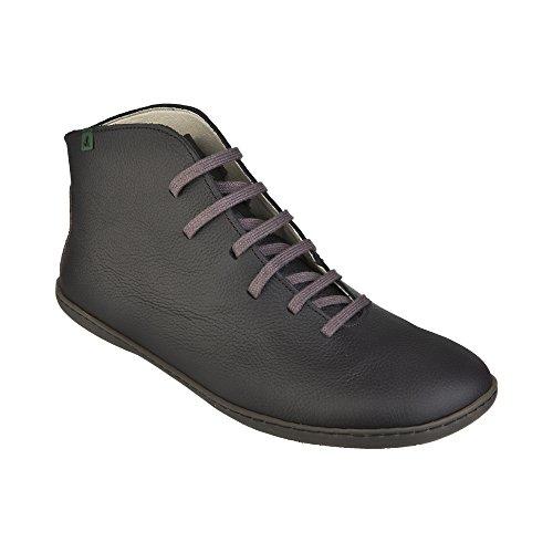 El Naturalista El Viajero, Chaussures à lacets mixte adulte Black