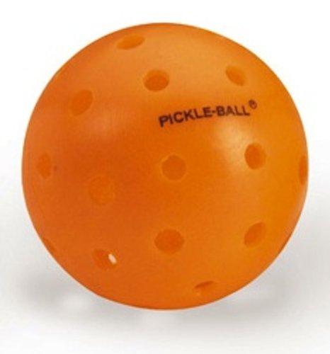 Athletic Spezialitäten Pickle Ball Kunststoff Baseball, Tasche von 12, Orange