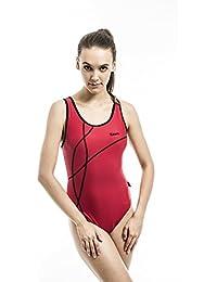 Badeanzug Schwimmanzug Wettkampfanzug, Triva, * verschiedene Farben*