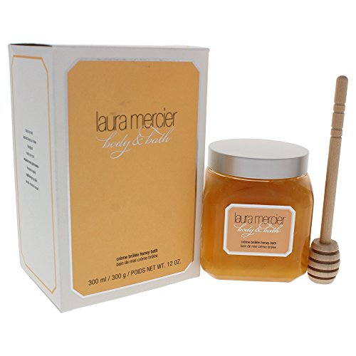 Laura Mercier Body und Bath Honey Creme Brulee unisex, Badezusatz, 1er Pack (1 x 300 ml) -