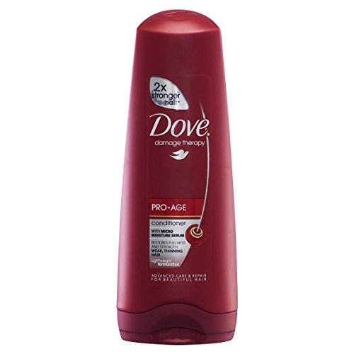 Dove Therapy Shampoo (Dove Hair Therapy Anti Alter, Spülung, 200 ml)