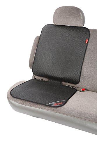 Diono 40123 Gepolsterte Auflagenmatte für Autositze, Grip It, schwarz