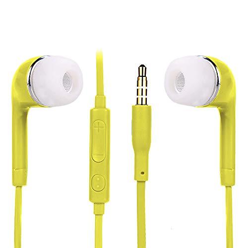 QINPIN 3,5-mm-In-Ear-Headset mit Kabel