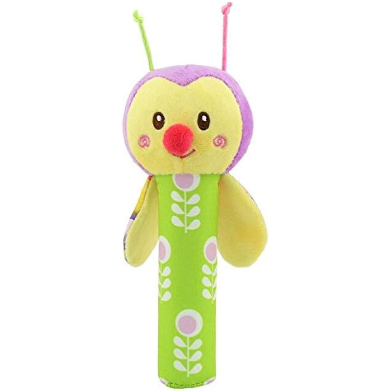 Jouets Jouets Jouets de développeHommes t éducatifs de hochet animal mou de peluche de beau bébé Cadeau de peluche pour les enfants (Couleur : Bee, Taille : 21 * 9cm) c932d2