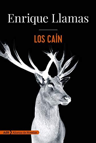 Los Caín: Premio Memorial Silverio Cañada a la Mejor Primera Novela de Género Negro 2019
