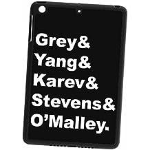 Case Protective Cover,Grey S Anatomy Case iPad 2, 3 & 4