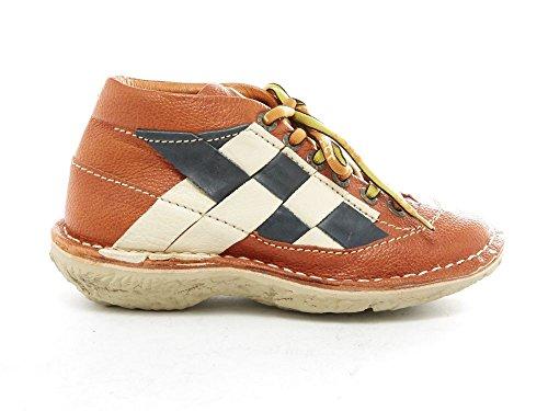 Eject , Chaussures de ville à lacets pour femme orange Orange Orange