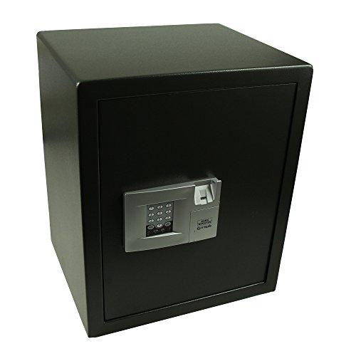 BURG-WÄCHTER Möbeltresor, Elektronisches Zahlenschloss mit Fingerscan-Modul, PointSafe P 4 E FS