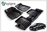#5: Premium 5D Car Floor mats for Hyundai Verna (2018)- Black