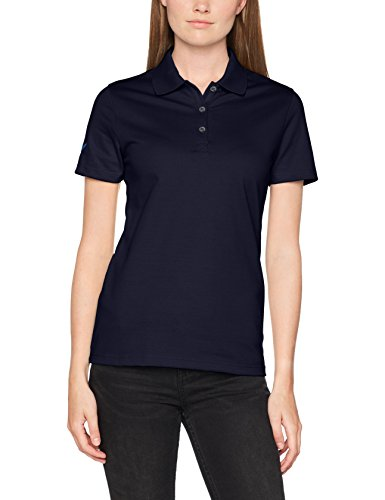 Trigema Damen Poloshirt 521603 Blau