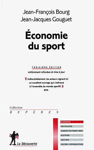Économie du sport par Jean-François BOURG