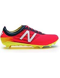 Bota de fútbol New Balance Furon V2 Pro FG Bright cherry