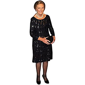 Standee. Cardboard Cutout Gold mini size Mary Berry